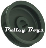 Jackson 4 Groove Keyed Pulley