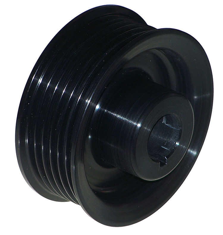 Eaton Supercharger Pulleys: X Charger Keyed Pulley
