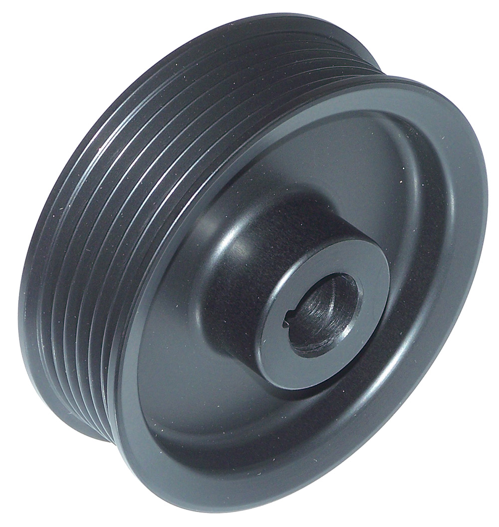 Eaton Supercharger Pulleys: Eaton M62 Keyed Pulley
