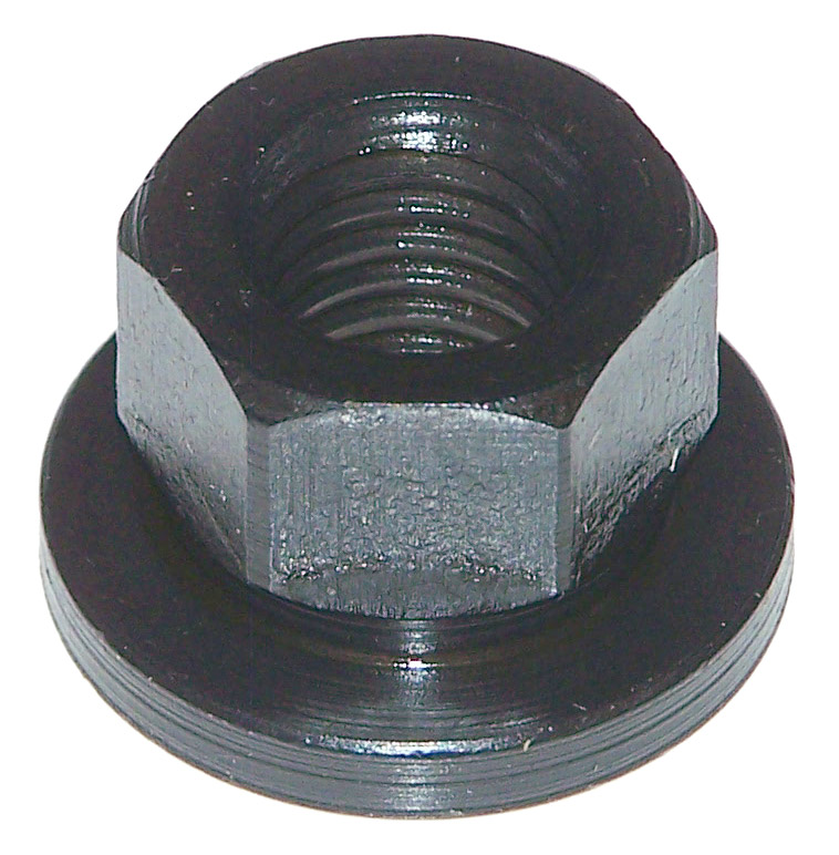 Eaton Supercharger Pulleys: Supercharger Pulley Nut